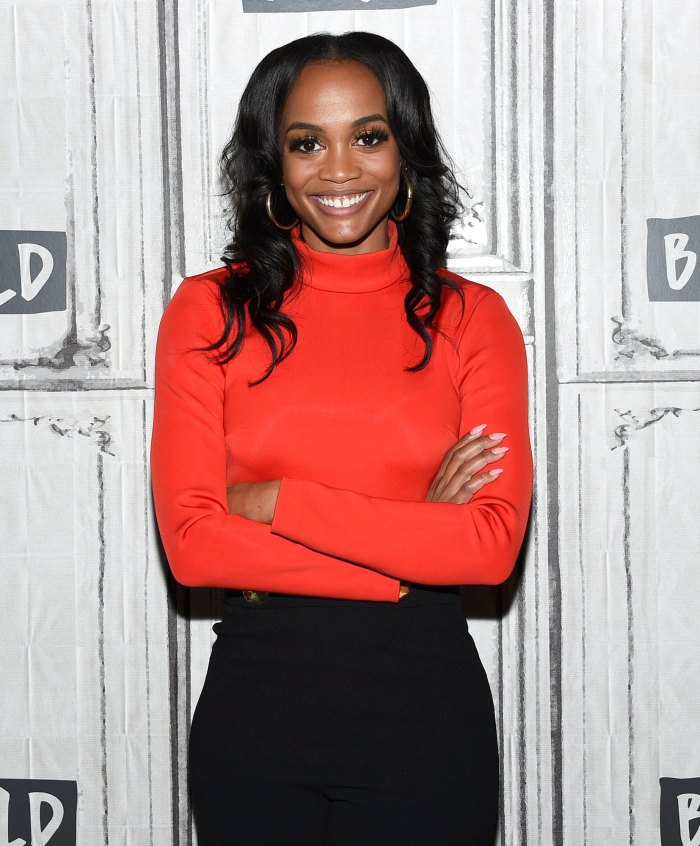 Rachel Lindsay Shocked to See Clare Crawley and Dale Moss Back Together