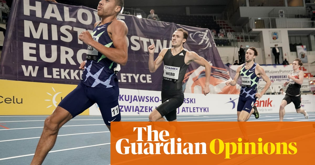 Super spikes are causing a seismic shift – so why won't athletes admit it? | Sean Ingle