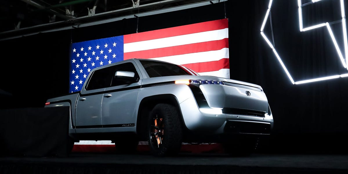 The short-seller that uncovered fraud at Nikola is accusing another upstart EV maker of misleading investors (RIDE, NKLA)