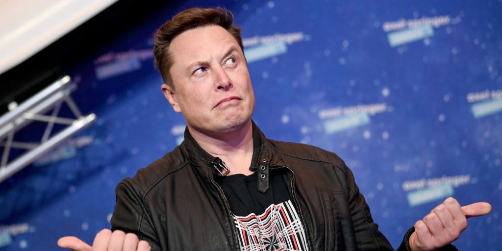 Elon Musk reportedly ghosted the Kremlin after inviting Putin to a Clubhouse chat (TSLA)