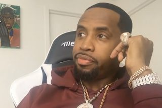 Safaree's Recent Health-Related Video Shocks Fans