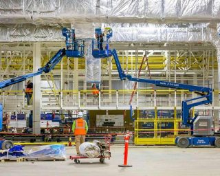 Inside Factory Zero, where GM bets heavily on electric vehicles