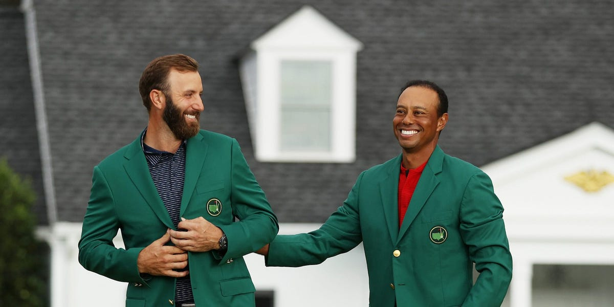The Masters is one of the quirkiest events in sports with rules and traditions not seen anywhere else