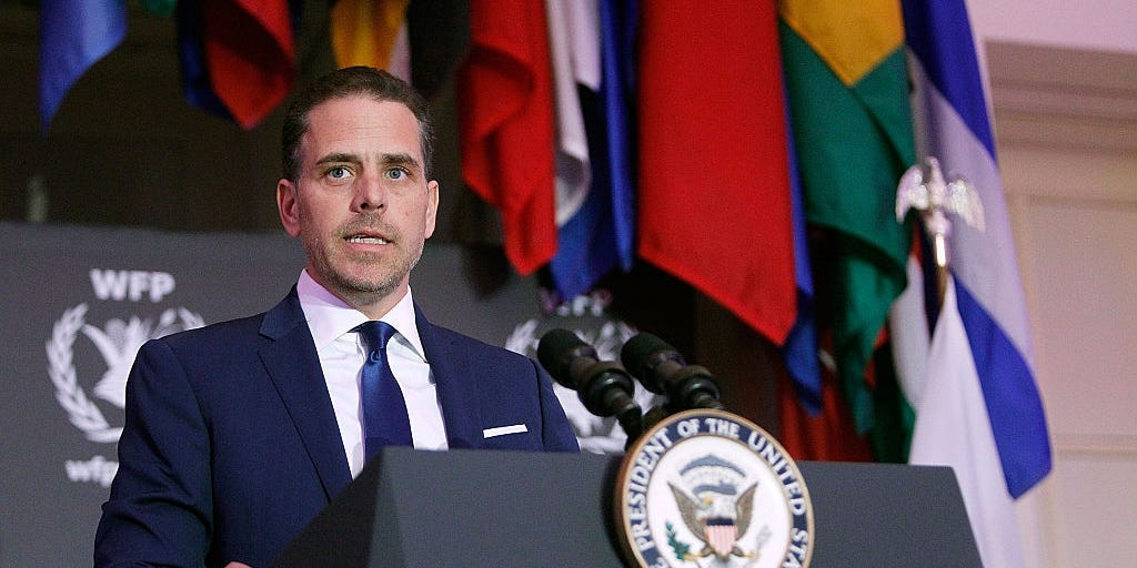 """Hunter Biden challenges the Trump kids to try to """"get a job"""" without using the Trump name"""