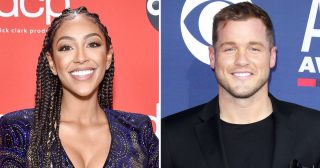 Tayshia Adams Has 'No Ill Will' Toward Colton After He Comes Out