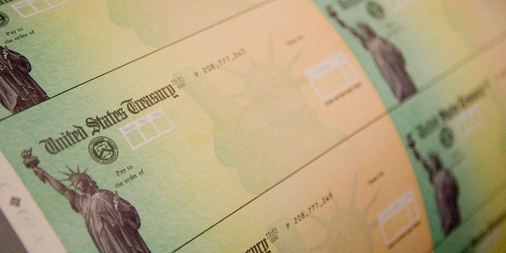 Sending 4th and 5th stimulus checks could keep 12 million Americans out of poverty, report finds