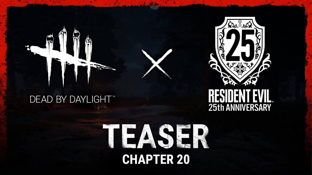 Dead By Daylight And Resident Evil Are Crossing Over This June