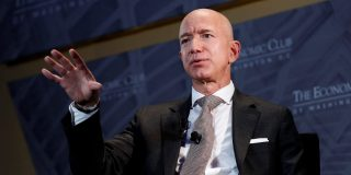 Jeff Bezos downplays claims that Amazon workers are 'desperate souls' or 'robots' who can't take bathroom breaks, but admits the company needs to 'do a better job' for employees after their failed union push (AMZN)