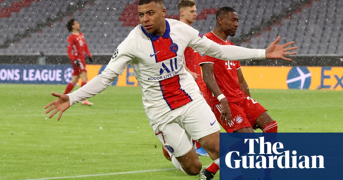 Bayern v PSG was pure footballing fun – until you delve beneath the thrills | Jonathan Wilson