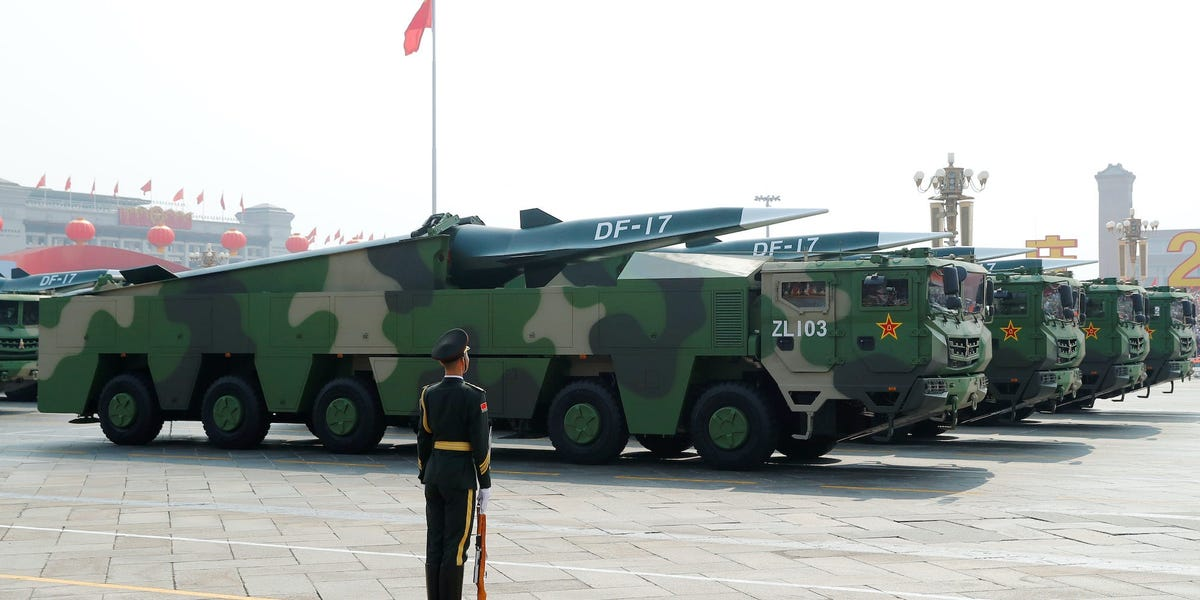 Biden is trying to derail China's effort to build the world's fastest supercomputer needed for unstoppable missiles
