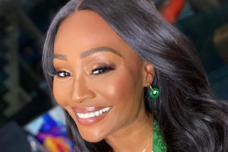 Cynthia Bailey Talks About Change – Check Out Her Post
