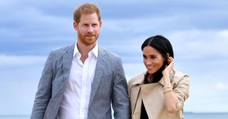 Prince Harry 'Couldn't Wait' to Reunite With Meghan Markle After U.K. Visit