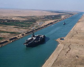Egyptian authorities impound ship that blocked Suez Canal amid financial dispute