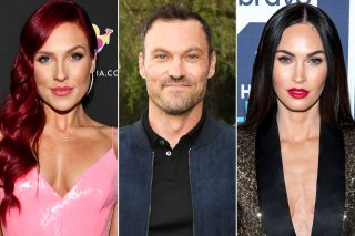 Sharna Burgess Has Reportedly Helped BF Brian Austin Green And Ex-Wife Megan Fox 'Improve' Their Relationship – Details!