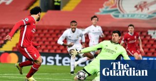 Liverpool rue missed chances as Real Madrid end Champions League hopes