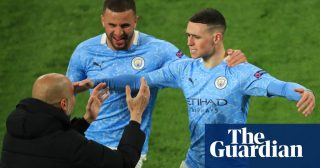 Foden thunderbolt puts Manchester City in semis after Dortmund scare