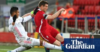 Liverpool hit white wall as fearless Real Madrid refuse to be moved | Barney Ronay