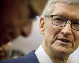 Tim Cook suspects he will stay at Apple for ten years, At age 60.