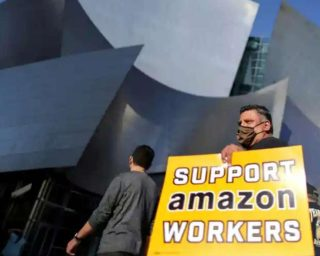 Amazon workers voted and refused to have a union in the company.